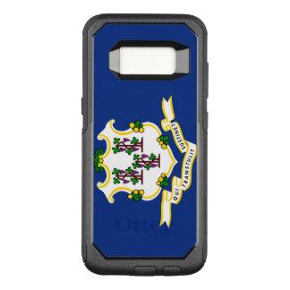 コネチカットの旗のオッターボックスのSamsungの銀河系S8の箱 オッターボックスコミューターSamsung Galaxy S8 ケース