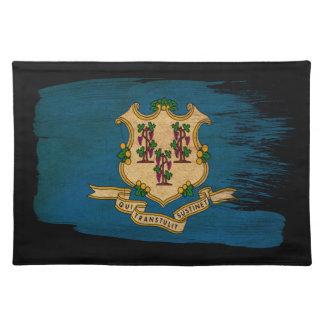 コネチカットの旗 ランチョンマット