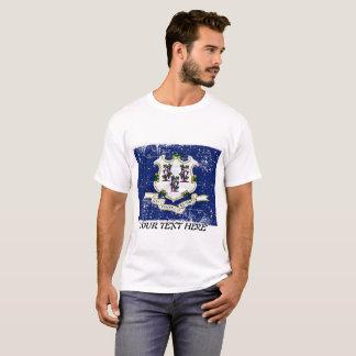コネチカットの旗 Tシャツ