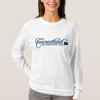 コネチカット(私の物の州) Tシャツ