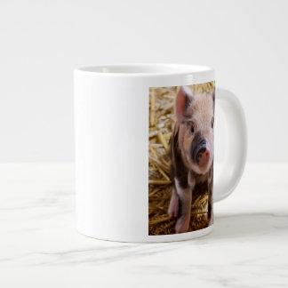 コブタ ジャンボコーヒーマグカップ