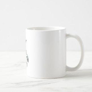 コブラのヘリコプター コーヒーマグカップ