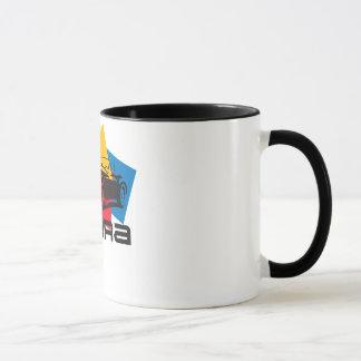 コブラの芸術のマグ マグカップ