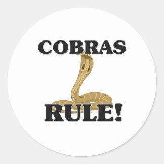 コブラの規則! ラウンドシール