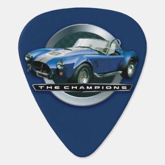 コブラ427の青 ギターピック