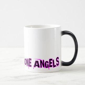 コブラkai lonefist、loneangels_logo モーフィングマグカップ