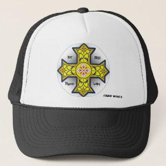 コプトの十字 キャップ