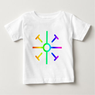 コプトの十字 ベビーTシャツ