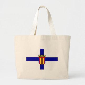 コプトの旗 ラージトートバッグ