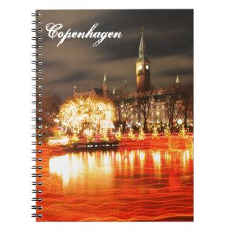 コペンハーゲン、クリスマスのデンマーク ノートブック