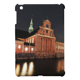 コペンハーゲン、デンマークのHolmens教会(Kirke) iPad Miniカバー