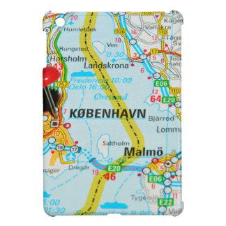 コペンハーゲン、デンマークのKøbenhavn iPad Miniカバー