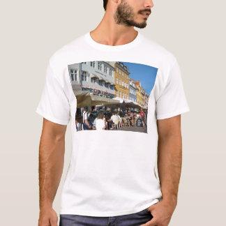 コペンハーゲン、デンマーク Tシャツ