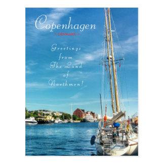 コペンハーゲン ポストカード