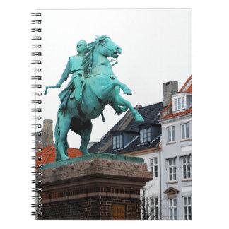 コペンハーゲンAbsalon - Højbro Pladsの創設者 ノートブック
