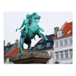コペンハーゲンAbsalon - Højbro Pladsの創設者 ポストカード