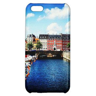 コペンハーゲンNyhavnの例 iPhone5Cカバー
