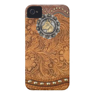 コマンチェの西部のIphone 4ケース Case-Mate iPhone 4 ケース
