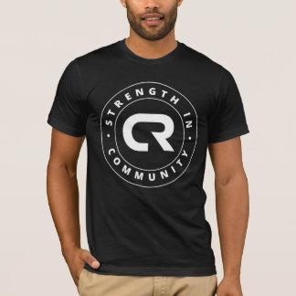 コミュニティの強さ Tシャツ