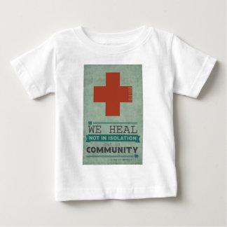 コミュニティの治療 ベビーTシャツ