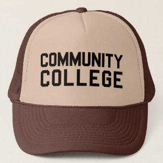コミュニティ・カレッジ キャップ