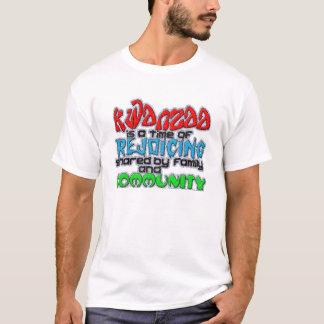 コミュニティKwanzaaのTシャツ Tシャツ