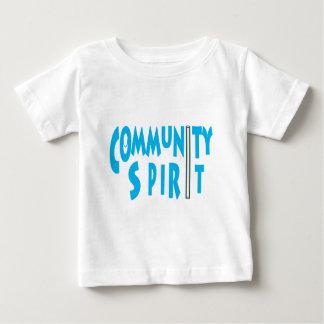 コミュニティSprit ベビーTシャツ