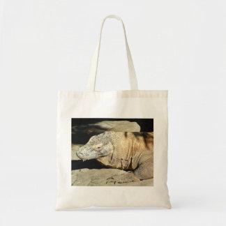 コモドオオトカゲのトートバック トートバッグ