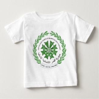コモロの紋章付き外衣 ベビーTシャツ