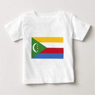 コモロ ベビーTシャツ