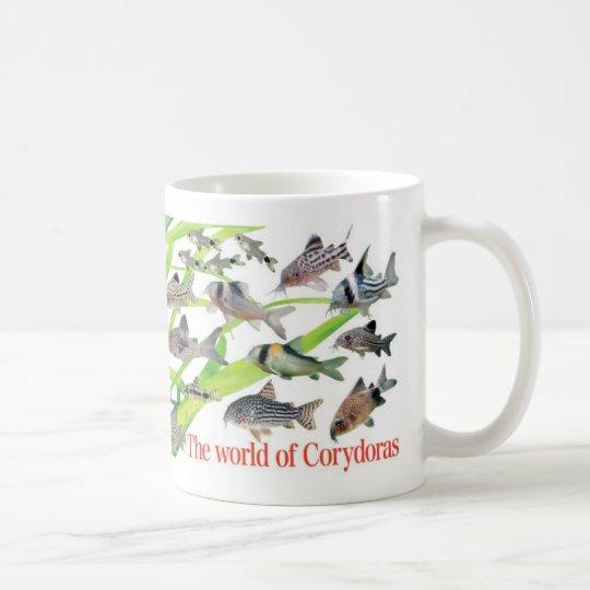 コリドラス コーヒーマグカップ