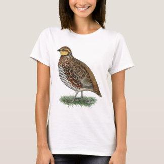 コリンウズラの雌鶏 Tシャツ