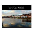 コルク都市、アイルランド ポストカード