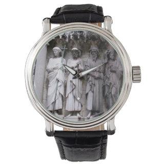 コルク、アイルランドの彫像 腕時計