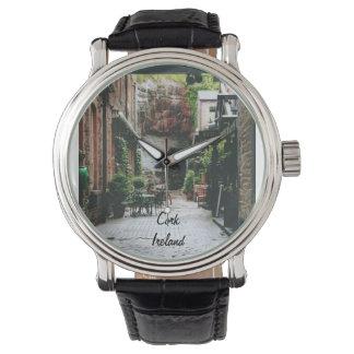 コルク、アイルランドの腕時計 腕時計