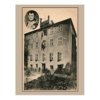 コルシカのナポレオンの出生地 ポストカード