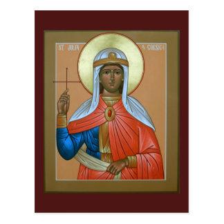 コルシカの聖者ジュリア ポストカード