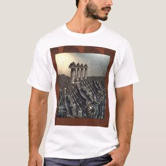 コルシカ島のケルンの愚劣 Tシャツ