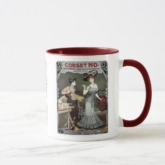 コルセットN.D. -マグ マグカップ