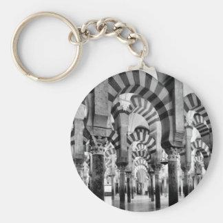 コルドバの素晴らしいモスク キーホルダー