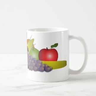 コルヌコピアのシマリス コーヒーマグカップ