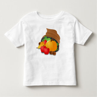 コルヌコピア トドラーTシャツ