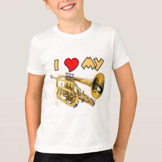 コルネット愛 Tシャツ