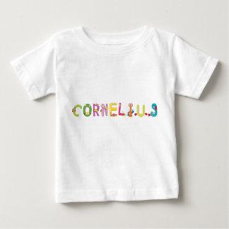 コルネリウスのベビーのTシャツ ベビーTシャツ