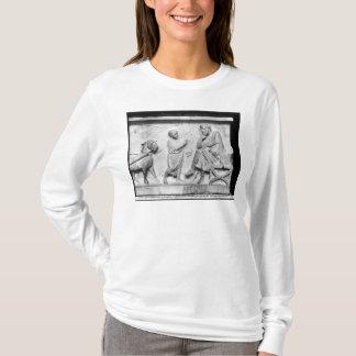 コルネリウスの石棺からの詳細 Tシャツ