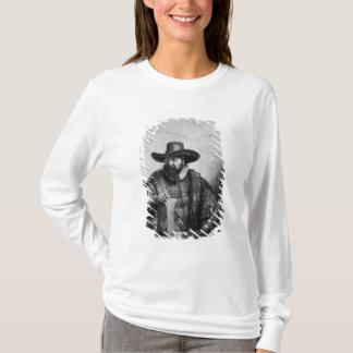 コルネリウスClaesz Anslo 1640年 Tシャツ