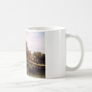 コルネリスのスプリンガーによるEnkhuizenの眺め コーヒーマグカップ