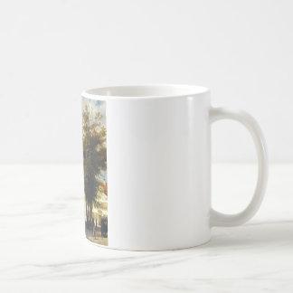 コルネリスのスプリンガーによるHamelenのSt. Josephs教会 コーヒーマグカップ