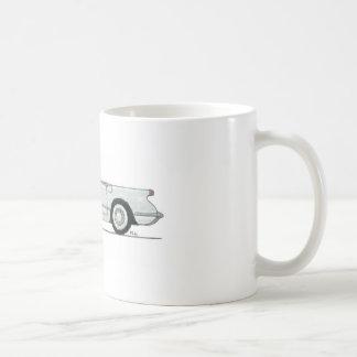コルベットのクラシックなマグ コーヒーマグカップ