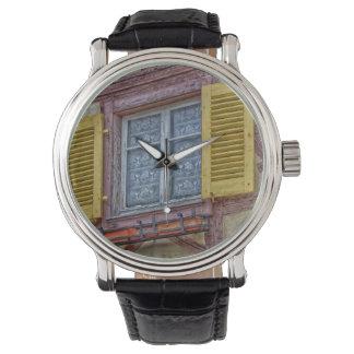 コルマールの少しベニス 腕時計